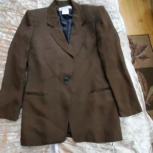 Jones New York Jacket S 2 Petite.
